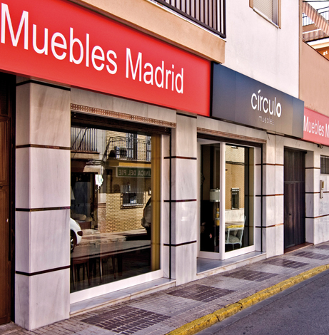 Tiendas de muebles y cocinas de dise o en sevilla sof s for Mueblerias en cancun