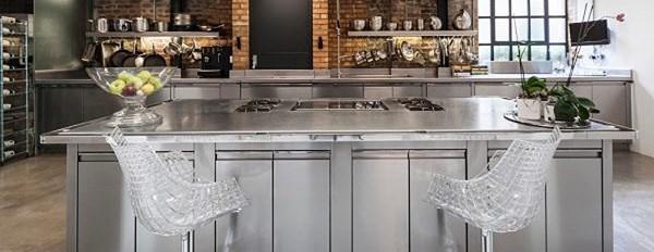 Cocinas elegantes en sevilla for Cocinas elegantes