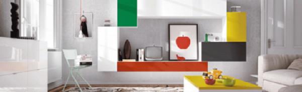 El Color Inunda Los Salones Modernos