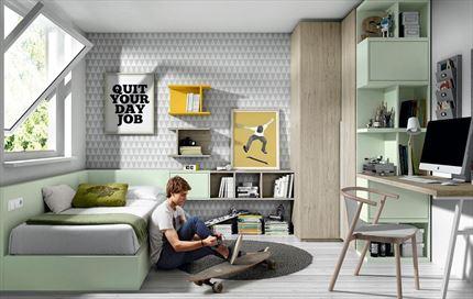 Muebles para dormitorios juveniles en sevilla for Muebles juveniles sevilla