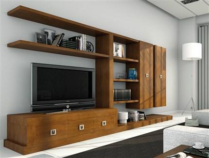 Colecci n de muebles de sal n en sevilla for Salones modernos madrid